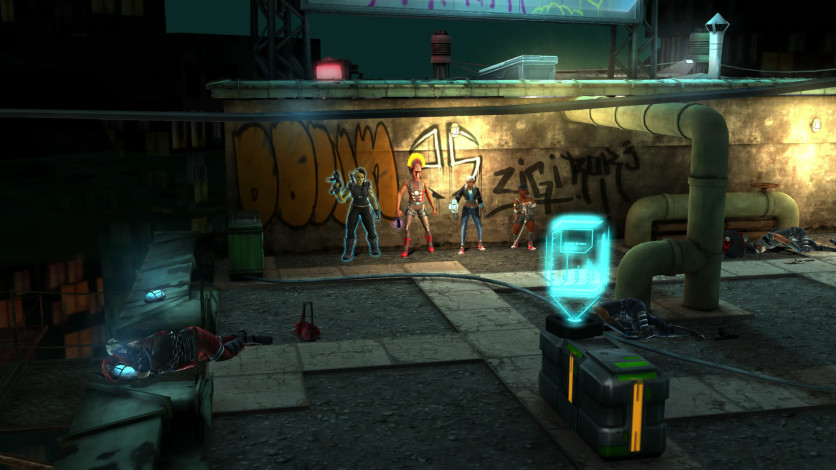 Screenshot 12 - Shadowrun Chronicles: Boston Lockdown Deluxe