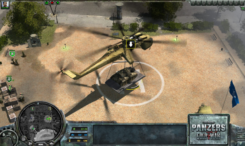 Screenshot 4 - Codename: Panzers - Cold War