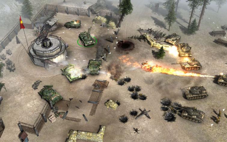 Screenshot 7 - Codename: Panzers - Cold War