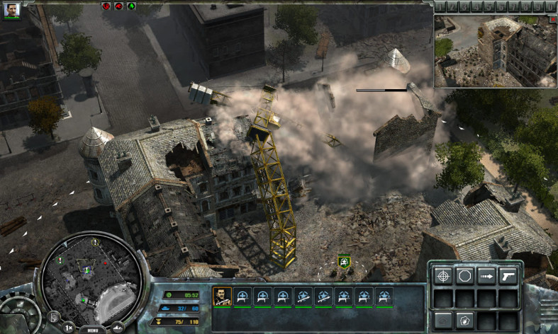 Screenshot 10 - Codename: Panzers - Cold War