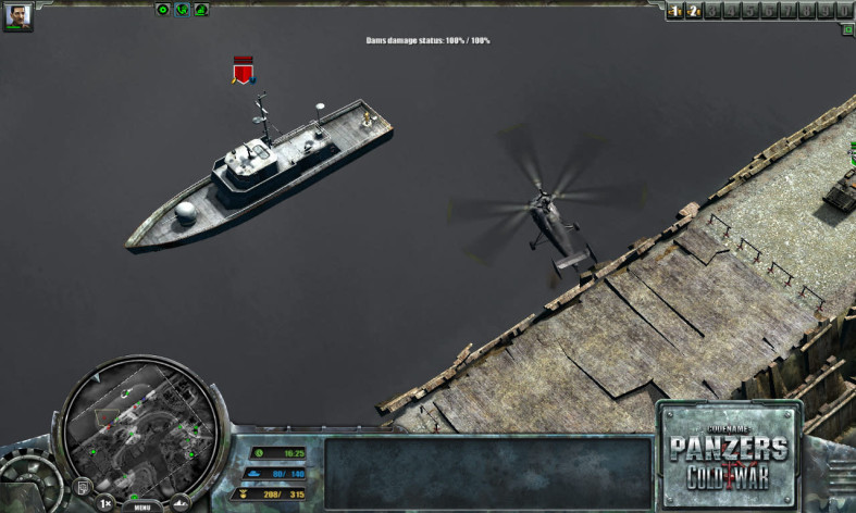 Screenshot 3 - Codename: Panzers - Cold War