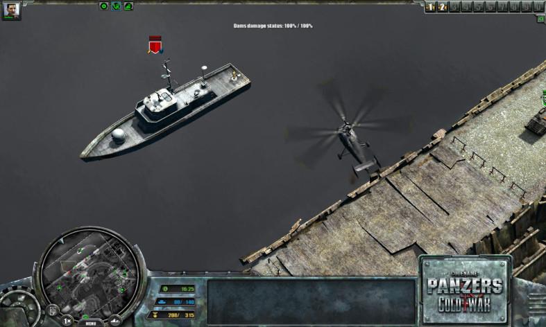 Screenshot 3 - Codename: Panzers - Cold War