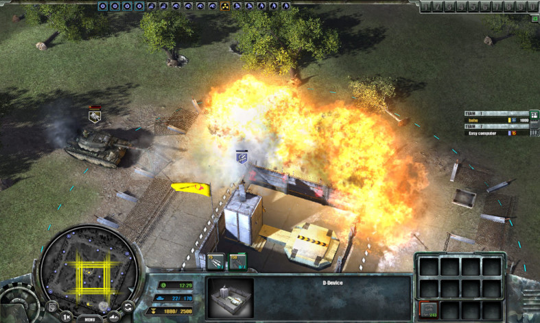 Screenshot 5 - Codename: Panzers - Cold War