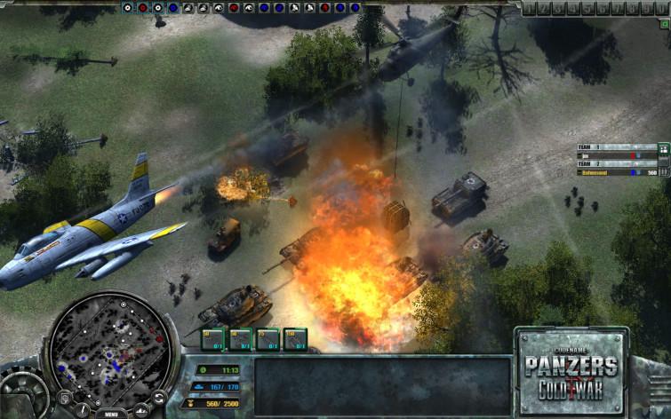Screenshot 9 - Codename: Panzers - Cold War