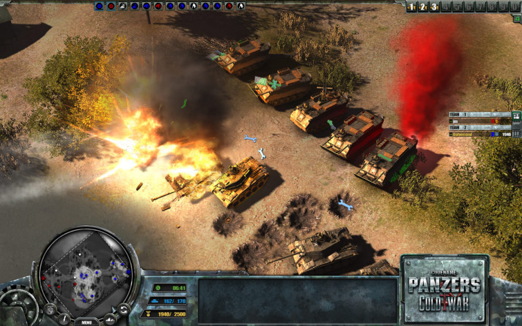 Screenshot 6 - Codename: Panzers - Cold War