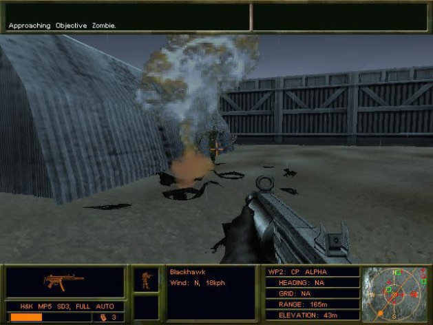 Screenshot 7 - Delta force 2