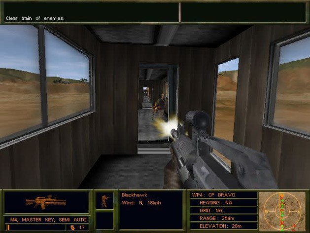 Screenshot 5 - Delta force 2