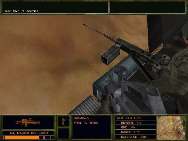 Screenshot 2 - Delta force 2