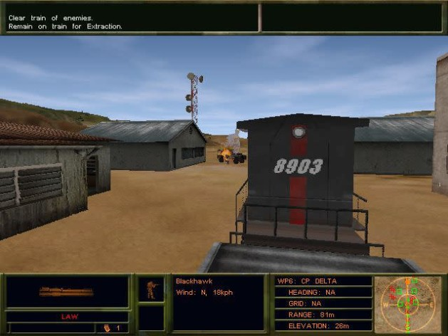 Screenshot 3 - Delta force 2