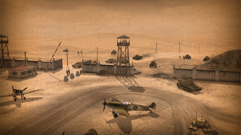 Screenshot 9 - Codename: Panzers, Phase Two