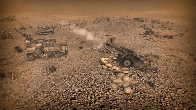 Screenshot 7 - Codename: Panzers, Phase Two