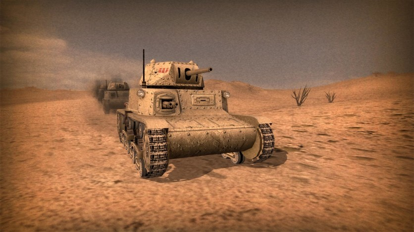 Screenshot 2 - Codename: Panzers, Phase Two