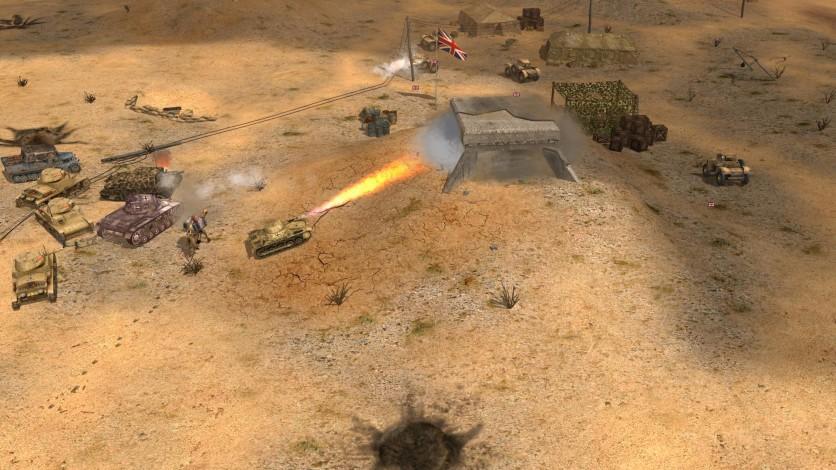 Screenshot 4 - Codename: Panzers, Phase Two