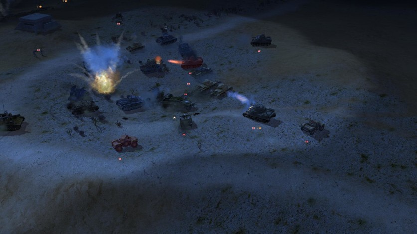 Screenshot 1 - Codename: Panzers, Phase Two