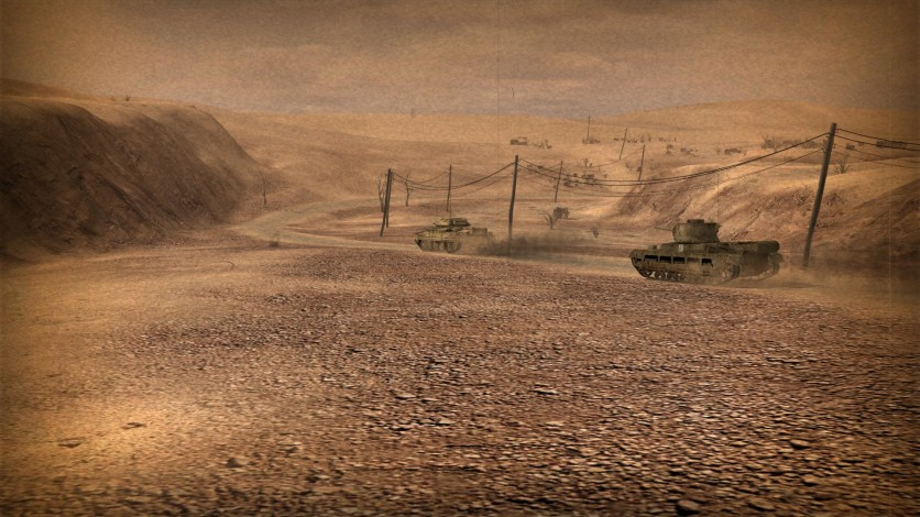 Screenshot 5 - Codename: Panzers, Phase Two
