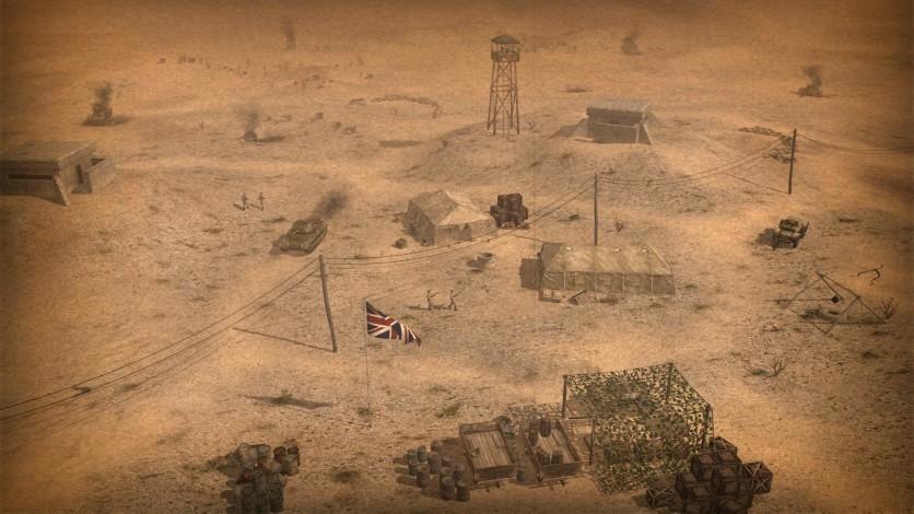 Screenshot 3 - Codename: Panzers, Phase Two