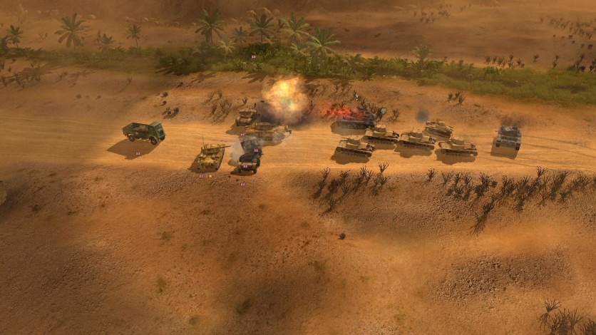Screenshot 6 - Codename: Panzers, Phase Two