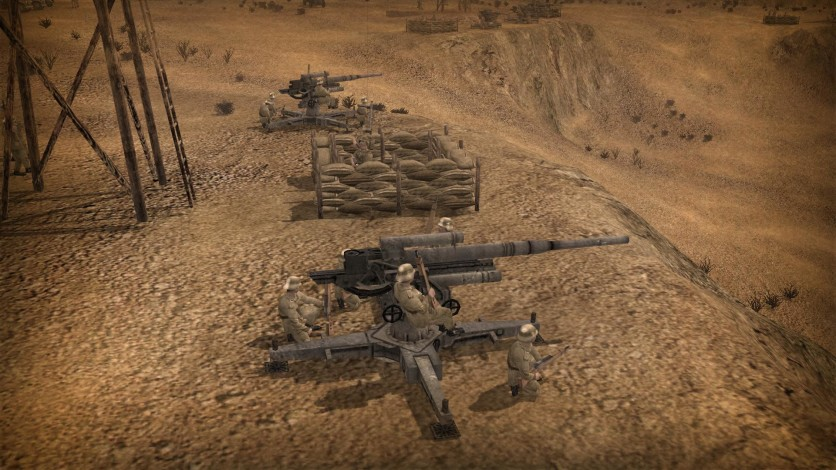 Screenshot 6 - Codename: Panzers Bundle
