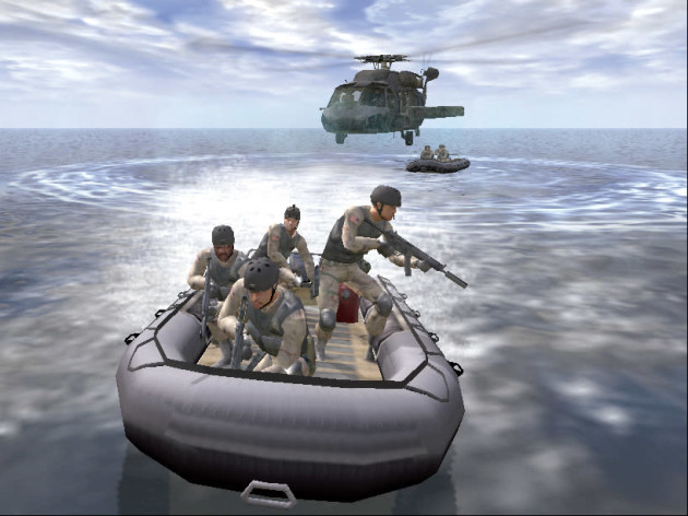 Screenshot 2 - Delta Force: Black Hawk Down - Team Sabre