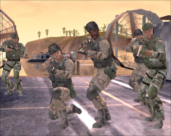 Screenshot 6 - Delta Force: Black Hawk Down - Team Sabre