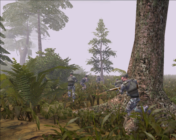 Screenshot 5 - Delta Force: Black Hawk Down - Team Sabre