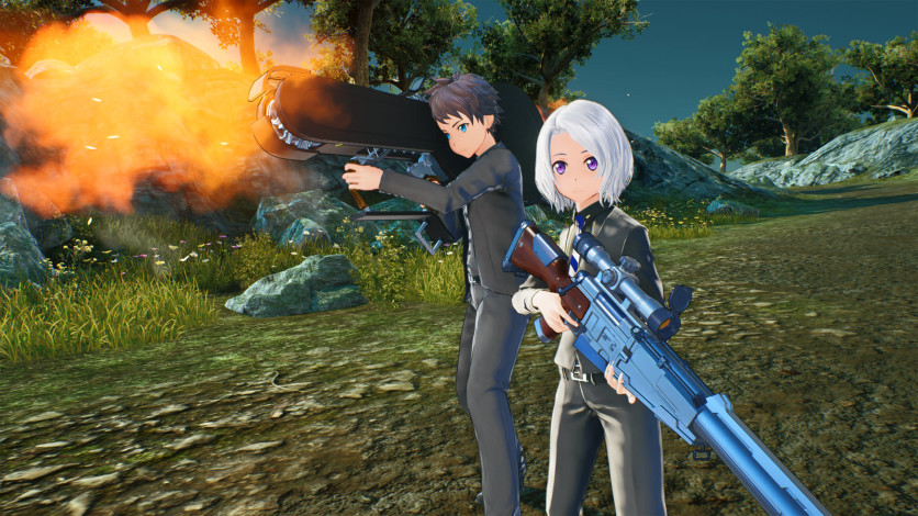 Screenshot 4 - SWORD ART ONLINE: Fatal Bullet - Season Pass