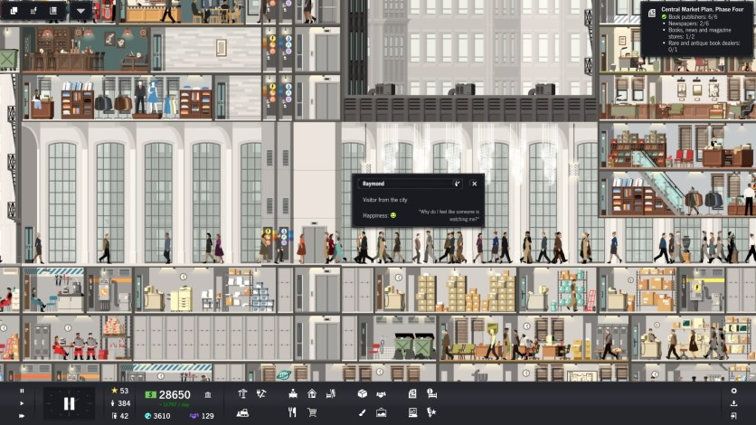 Screenshot 3 - Project Highrise: London Life