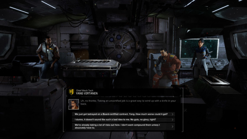 Screenshot 6 - BATTLETECH