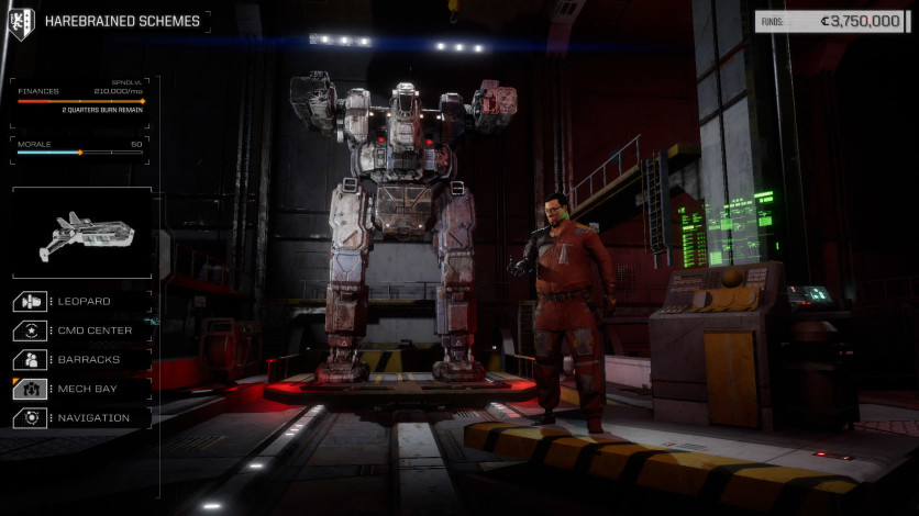 Screenshot 7 - BATTLETECH