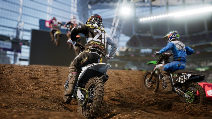 Screenshot 3 - Monster Energy Supercross - The Official Videogame