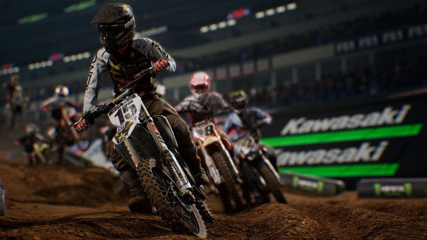 Screenshot 7 - Monster Energy Supercross - The Official Videogame