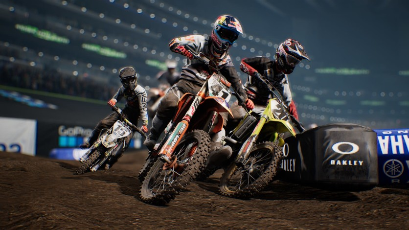 Screenshot 10 - Monster Energy Supercross - The Official Videogame