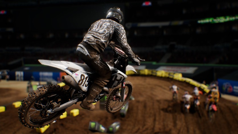 Screenshot 8 - Monster Energy Supercross - The Official Videogame