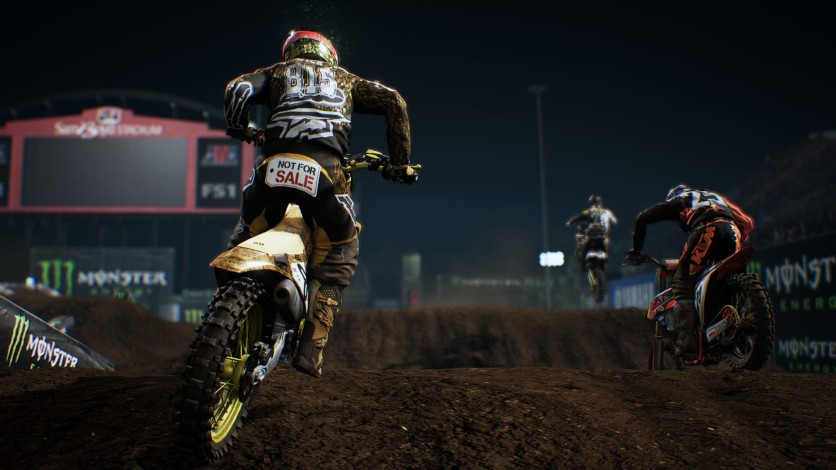 Screenshot 9 - Monster Energy Supercross - The Official Videogame
