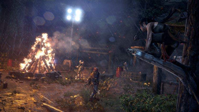 Screenshot 1 - Rise of The Tomb Raider - Season Pass