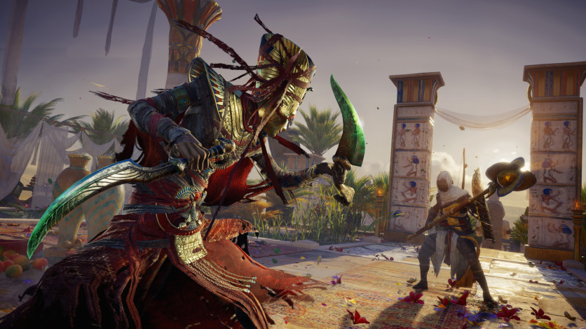 Screenshot 3 - Assassin's Creed Origins – The Curse of the Pharaohs