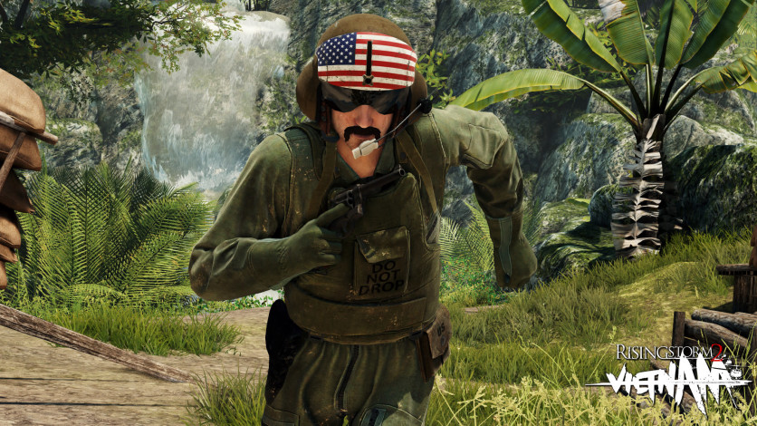 Screenshot 1 - Rising Storm 2: Vietnam - Born in the USA Cosmetic