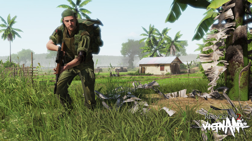 Screenshot 3 - Rising Storm 2: Vietnam - Born in the USA Cosmetic