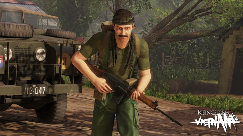 Screenshot 2 - Rising Storm 2: Vietnam - Man Down Under Cosmetic