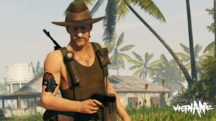 Screenshot 1 - Rising Storm 2: Vietnam - Man Down Under Cosmetic