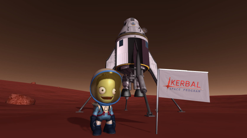 Screenshot 3 - Kerbal Space Program: Making History