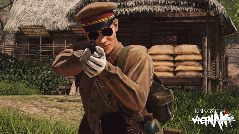 Screenshot 4 - Rising Storm 2: Vietnam - Pulling Rank Cosmetic