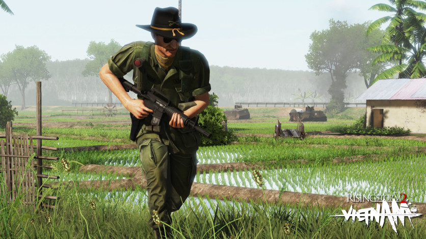Screenshot 3 - Rising Storm 2: Vietnam - Pulling Rank Cosmetic