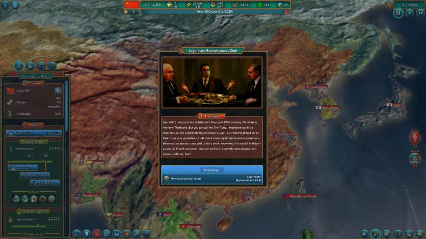 Screenshot 7 - Realpolitiks: New Power