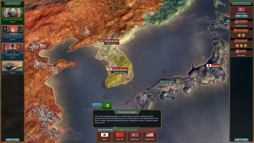 Screenshot 6 - Realpolitiks: New Power