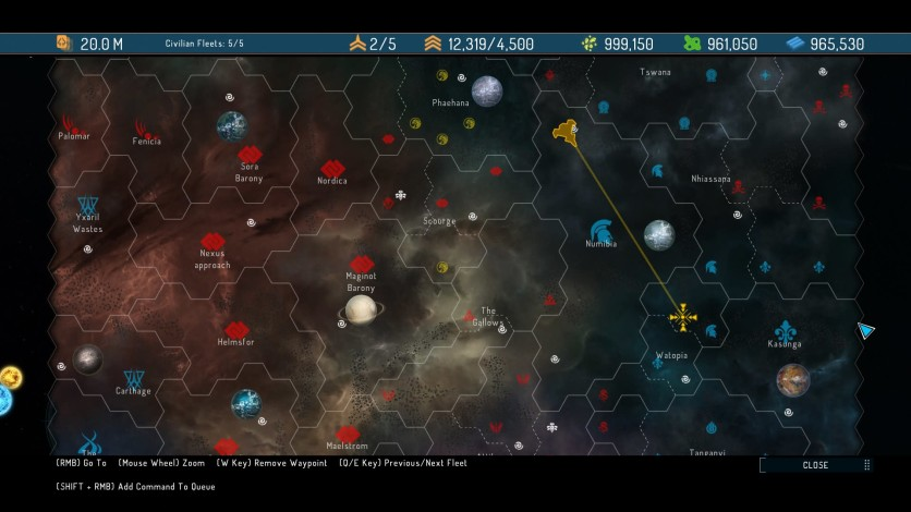 Screenshot 8 - Starpoint Gemini Warlords: Rise of Numibia