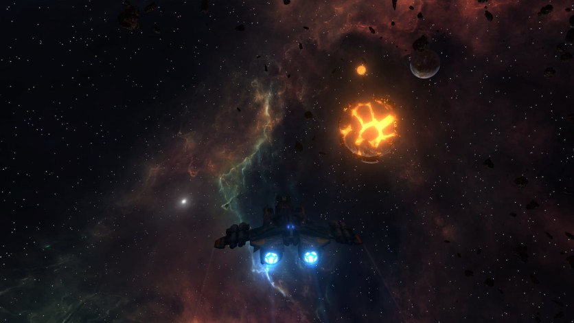 Screenshot 2 - Starpoint Gemini Warlords: Rise of Numibia