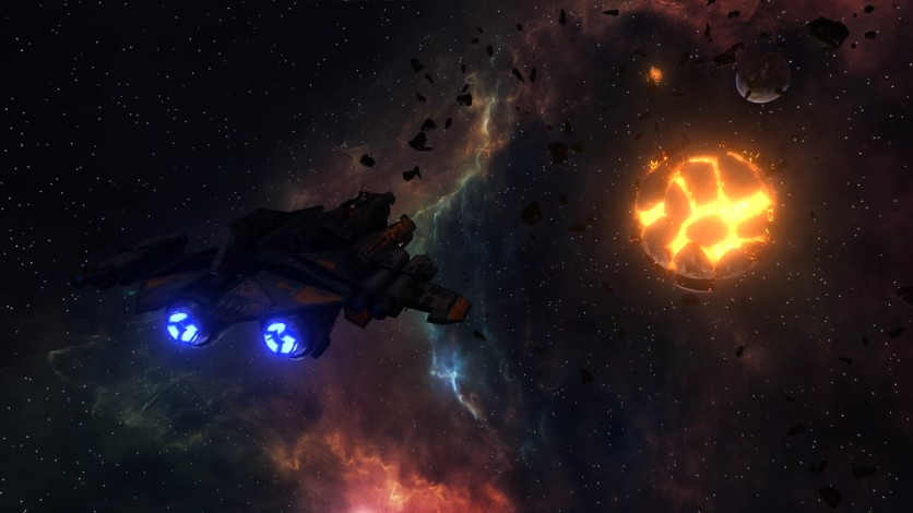 Screenshot 10 - Starpoint Gemini Warlords: Rise of Numibia