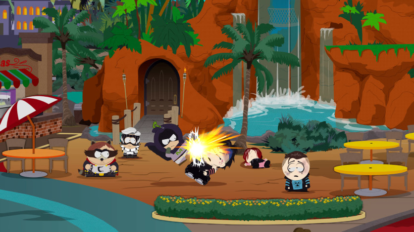 Screenshot 1 - South Park: The Fractured But Whole - From Dusk Till Casa Bonita