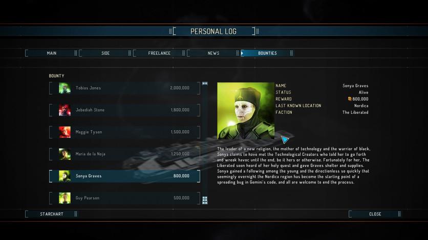 Screenshot 4 - Starpoint Gemini Warlords: Deadly Dozen